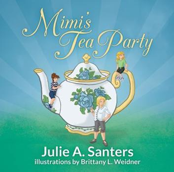 Paperback Mimi's Tea Party Book