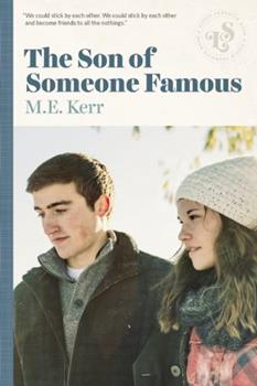 The Son of Someone Famous 0064470695 Book Cover