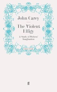 The Violent Effigy 0571163777 Book Cover