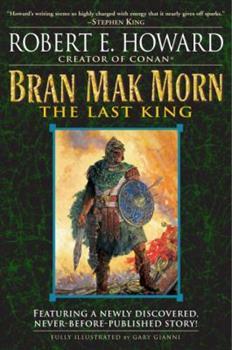 Paperback Bran Mak Morn: The Last King Book