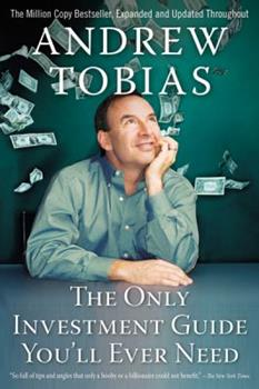 Paperback The Only Investment Guide You'll Ever Need Book