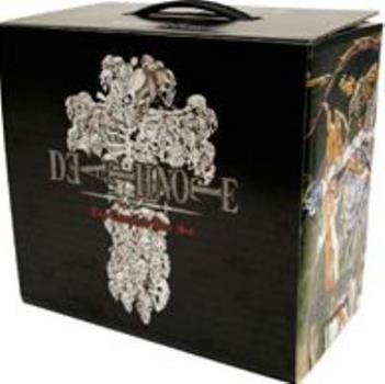 Death Note Box Set (Volumes 1-13) - Book  of the Death Note