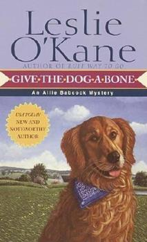 Give the Dog a Bone 0786247223 Book Cover