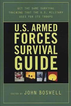 U.S. Armed Forces Survival Guide 0812909569 Book Cover