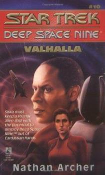 Valhalla (Star Trek Deep Space Nine, No 10) - Book #12 of the Star Trek Deep Space Nine