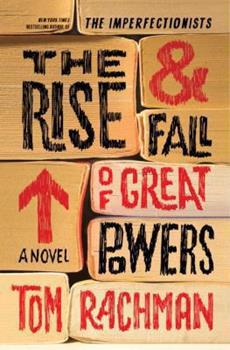 The Rise & Fall of Great Powers 0812982398 Book Cover