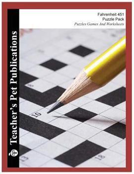 Perfect Paperback Puzzle Pack: Fahrenheit 451 Book