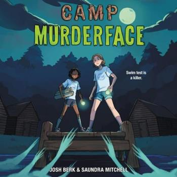 Camp Murderface Lib/E 1094159522 Book Cover