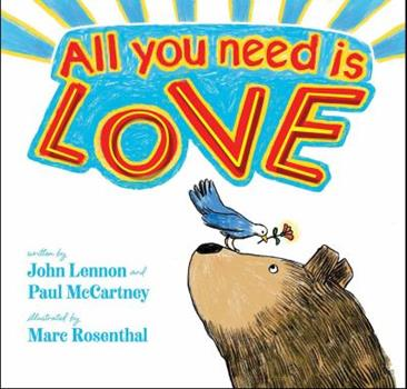 All You Need Is Love 1534429816 Book Cover