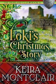 Loki's Christmas Story - Book #10.5 of the Highland Clan