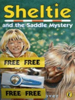 Sheltie and the Saddle Mystery 0140389512 Book Cover