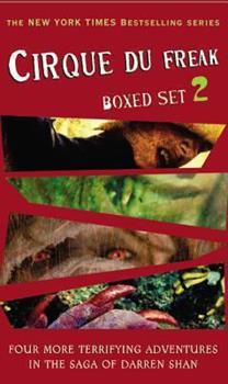 Cirque Du Freak Boxed Set #2 (Books 5-8)