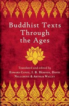 Buddhist Texts through the Ages 0061301132 Book Cover