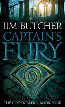 Captain's Fury 0441016553 Book Cover