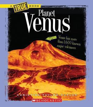 Paperback Planet Venus Book