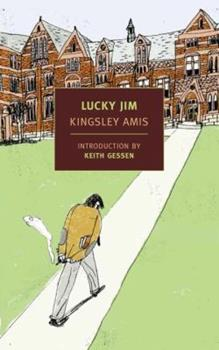 Lucky Jim 0140016481 Book Cover