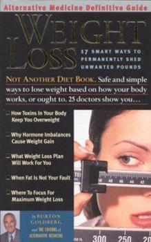 Weight Loss : An Alternative Medicine Definitive Guide 188729919X Book Cover