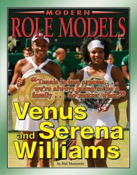 Venus and Serena Williams - Book  of the Role Model Athletes