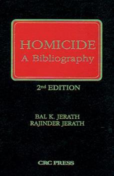 Hardcover Homicide : A Bibliography, Second Edition Book