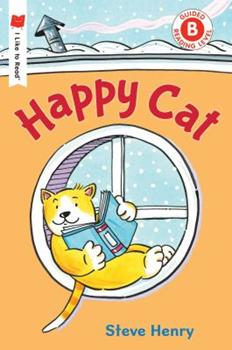 Happy Cat 0823431770 Book Cover