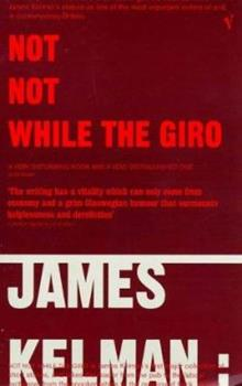 Not, Not While the Giro 074939028X Book Cover