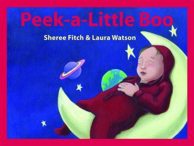 Peek-a-Little Boo 1551433427 Book Cover