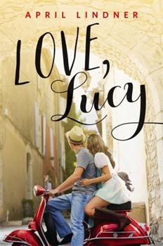 Love, Lucy 0316400696 Book Cover
