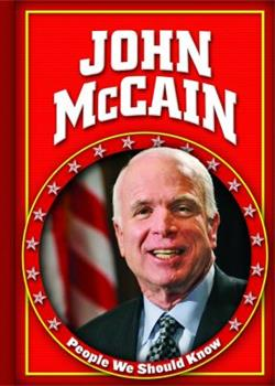 John McCain - Book  of the People We Should Know ~Second Series~