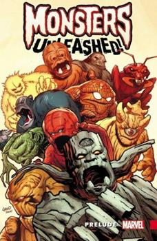 Monsters Unleashed! Prelude - Book  of the Monsters Unleashed! Battleground