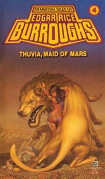 Thuvia, Maid of Mars - Book #4 of the Barsoom