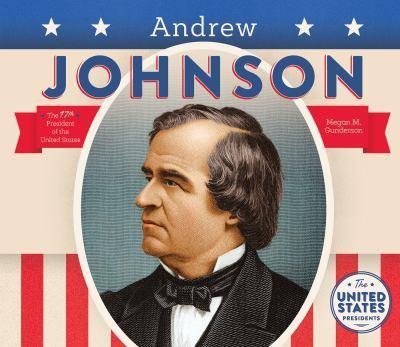 Library Binding Andrew Johnson Book