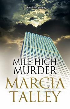Mile High Murder 0727887688 Book Cover