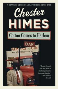 Cotton Comes to Harlem 0394759990 Book Cover
