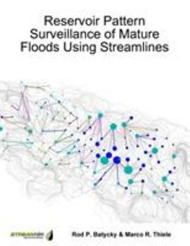 Paperback Reservoir Pattern Surveillance of Mature Floods Using Streamlines Book