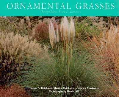 Ornamental Grasses: Design Ideas, Uses, & Varieties 1567992196 Book Cover