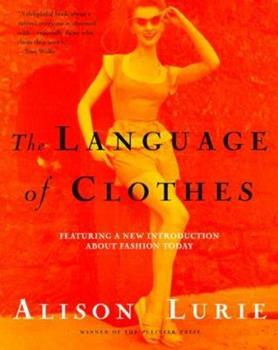 The Language of Clothes 0394513029 Book Cover