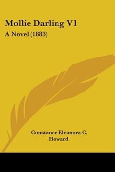 Paperback Mollie Darling V1: A Novel (1883) Book