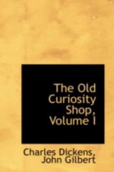 Paperback The Old Curiosity Shop, Volume I Book