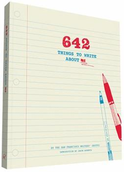 642 Things to Write About Me 1452147302 Book Cover