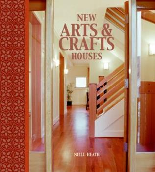 New Arts & Crafts Houses 0060833343 Book Cover