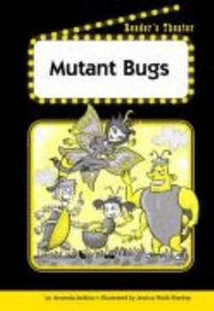 Paperback Mutant Bugs Book