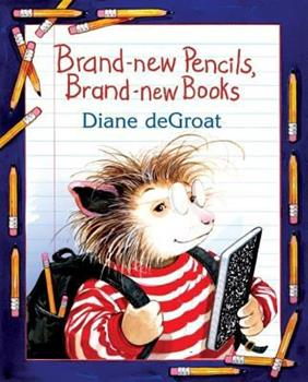 Brand-new Pencils, Brand-new Books - Book  of the Gilbert and Friends