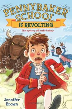 Pennybaker School Is Revolting 1681191768 Book Cover
