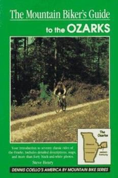 Paperback The Mountain Biker's Guide to the Ozarks Book