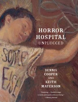 Horror Hospital Unplugged: A Graphic Novel 0965104214 Book Cover