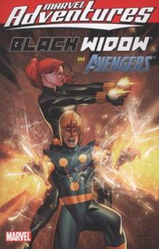 Marvel Adventures Black Widow and the Avengers - Book  of the Marvel Adventures