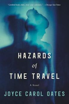 Hazards of Time Travel 0062319590 Book Cover