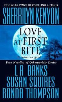 Love at First Bite - Book #12.5 of the Hunter Legends