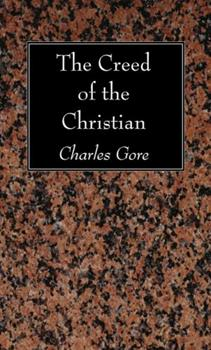 Paperback The Creed of the Christian Book