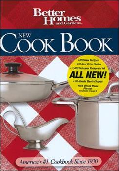 Paperback New Cook Book